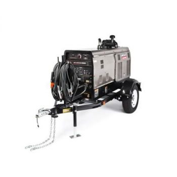 Groupe de soudage autonome 500 A – diesel - remorque